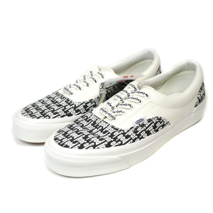 vans fear of god shoes