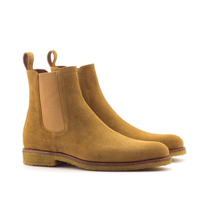 Chelsea Boots Whiskey Color