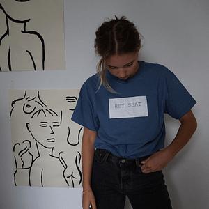 aar en beak - hey squat-handmade-women-t-shirt-forstep-style-marketplace