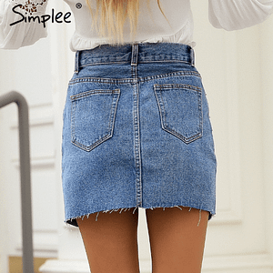 denim-embellished-skirt-mini-high-waist-forsep style-marketplace