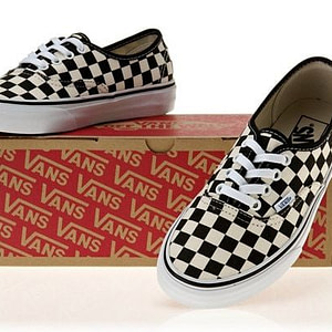 vans-authetnic-checkerboard-classic-skate-shoes-checkered-free shipping