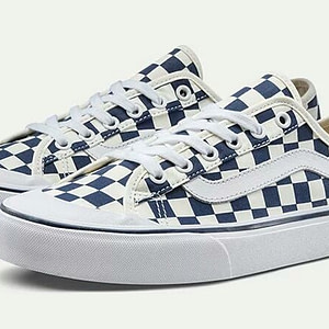 Vans Style 36 Decon SF Checkerboard Blue