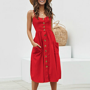 long-red-dress-summer-red-maxi-dress-cute-women-beach-dresses