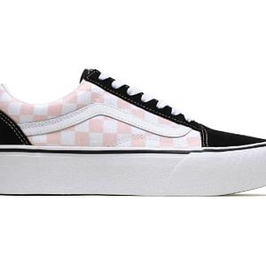 pink-checkered-vans-old-skool-platform-womens-sneakers