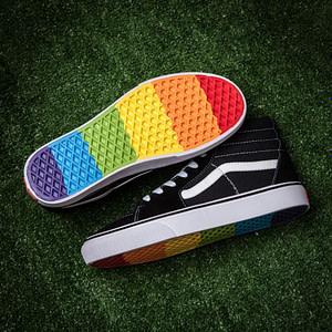 Vans Rainbow Hi