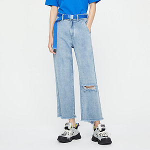 blue-womens-jeans-wide-leg-ankle-lenght-ripped-distressed-jeans