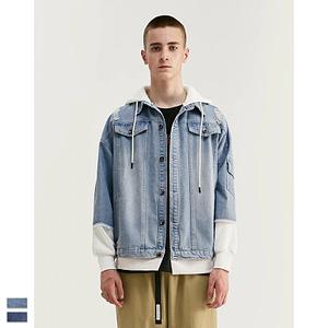 light blue denim jacket mens