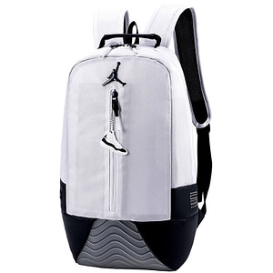 air jordan retro 11 backpack white
