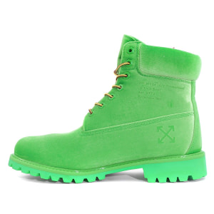 timberlands off white