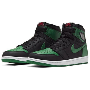 Air Jordan 1 Retro High Og-Pine Green 2020 2