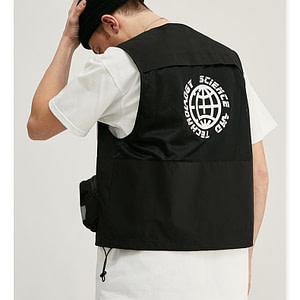 streetwear tactical vest