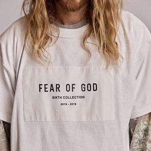 fear of god t shirts