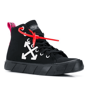 off white vulcanized low top