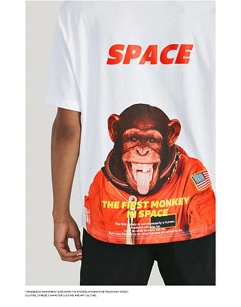 space tshirt