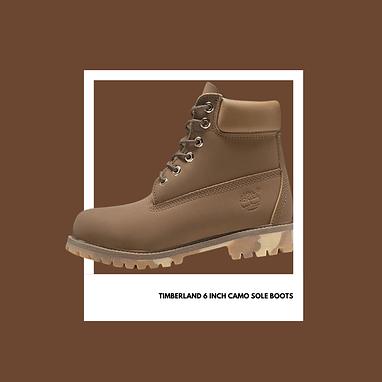 timberland camo shoes