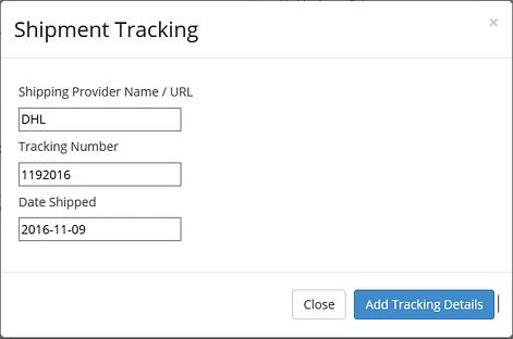 shipment tracking system-forstep style marketplace