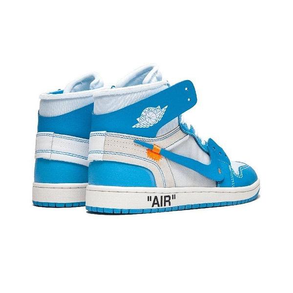 Jordan 1 Off White Blue 2