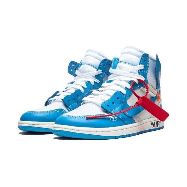 Jordan 1 Off White Blue