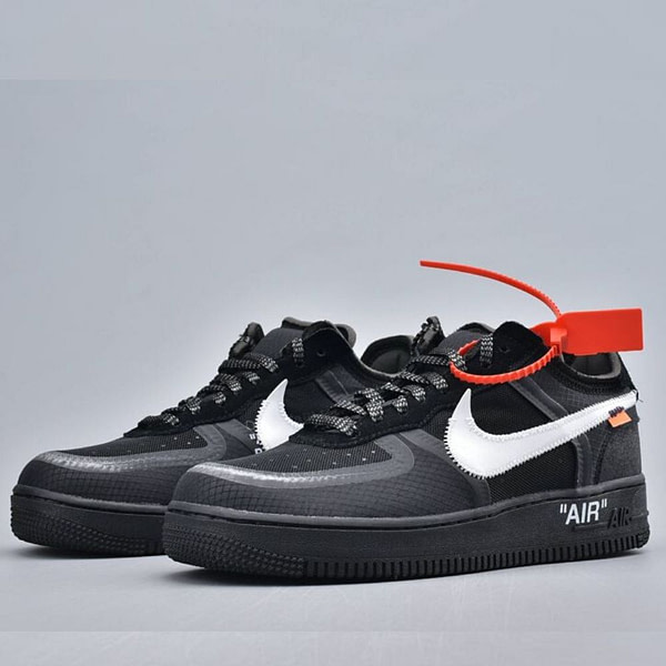 Nike-Air-Force-1-Low-Off-White-Black-White-On-limited edition 2