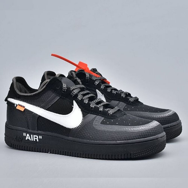 Nike-Air-Force-1-Low-Off-White-Black-White-On-limited edition 5