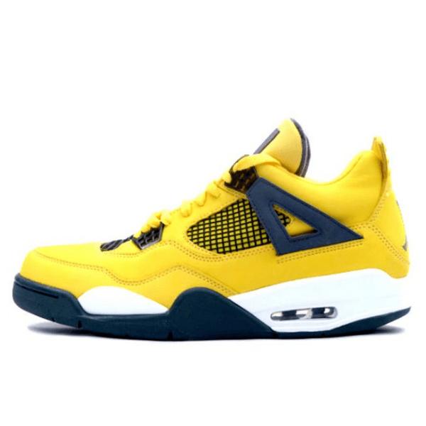 yellow jordans