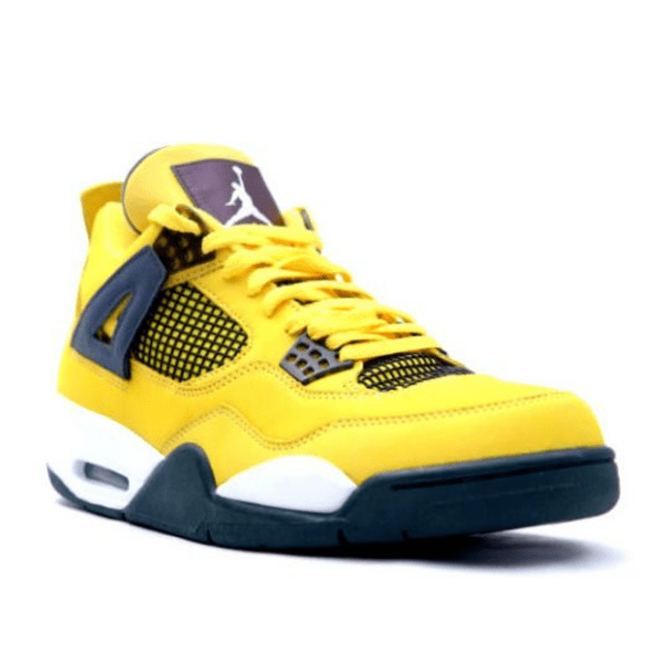 jordan 4 yellow