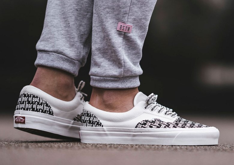 vans-fear-of-god-limited edition
